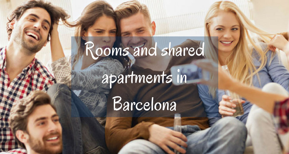 Rooms and shared apartments in Barcelona