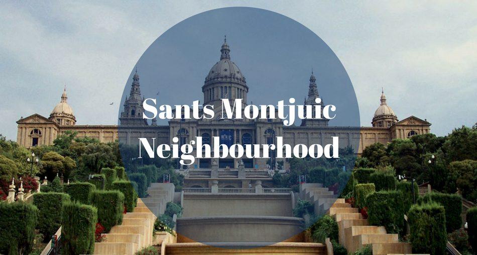 sant montjuic Neighbourhood