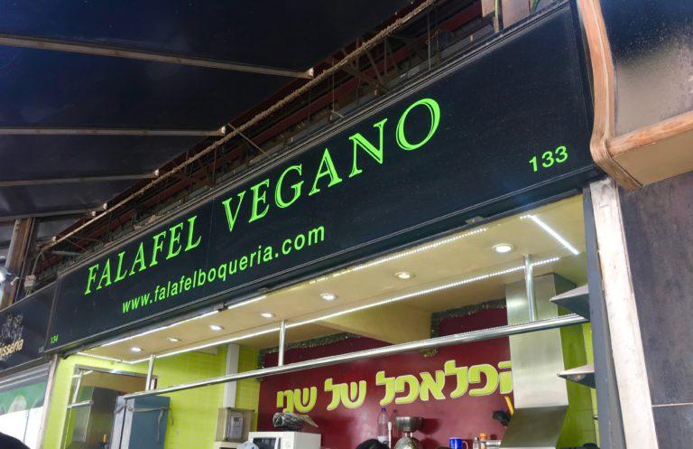 Falafel Vegano La Boqueria