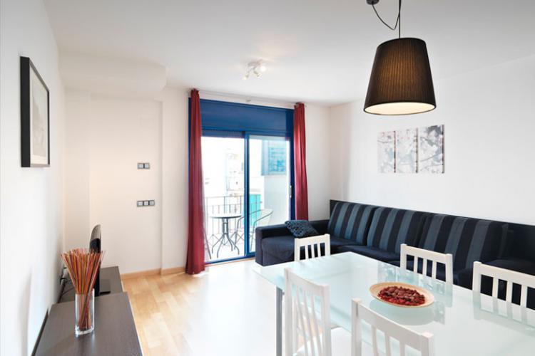 Elegant apartment in Sitges