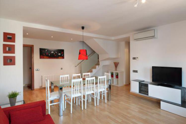 Beautiful duplex apartment in Sitges