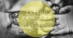 Best Tattoo parlours in barcelona