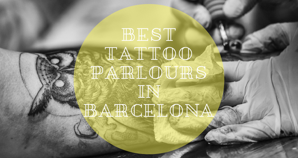 Best Tattoo parlours in barcelona