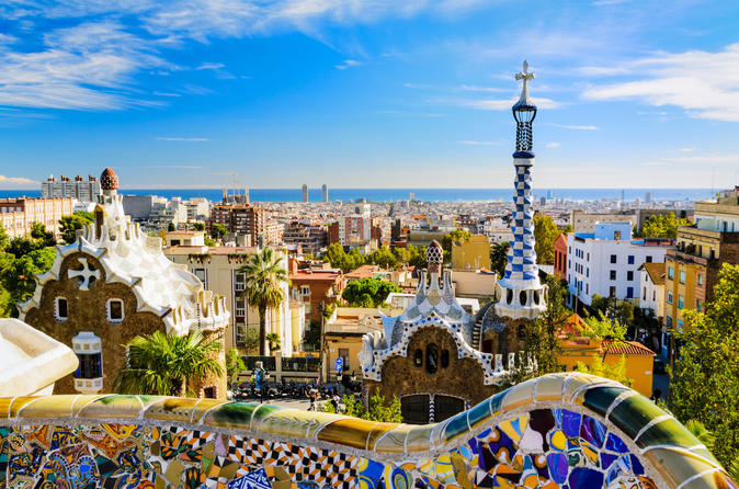 artistic-barcelona-with-casa-batllo-and-park-g-ell-in-barcelona-483137