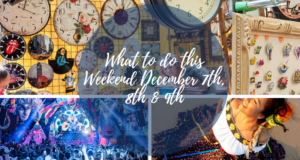 What to do this Weekend december 7,8,9