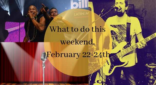 What to do this weekend, February 22-24th (1)
