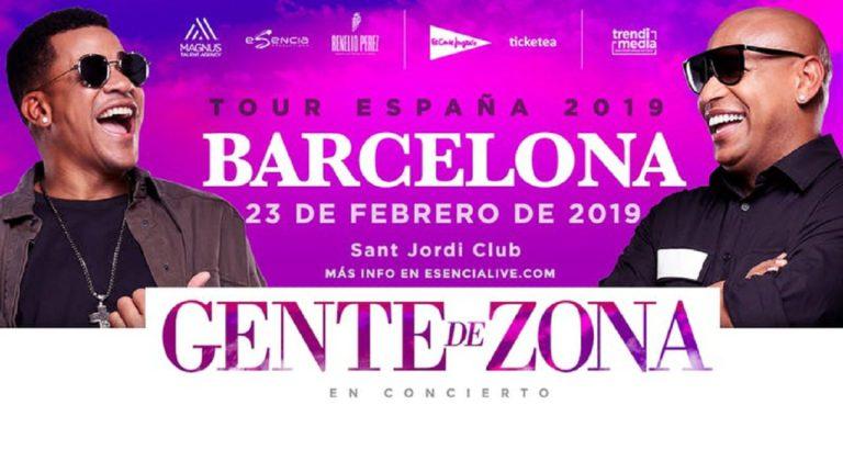 Gente de Zona Barcelona