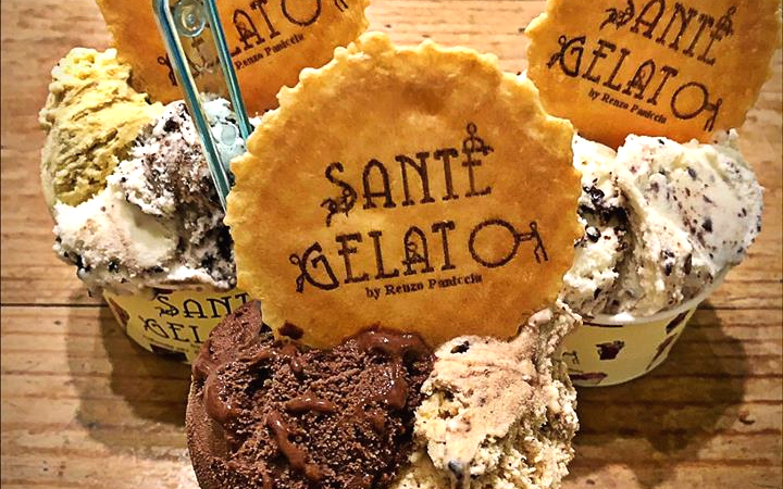 ice cream Barcelona