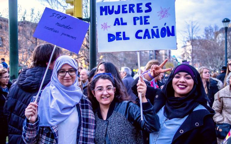women in Spain