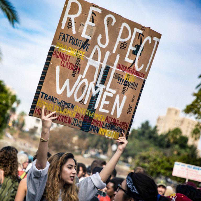 women respect