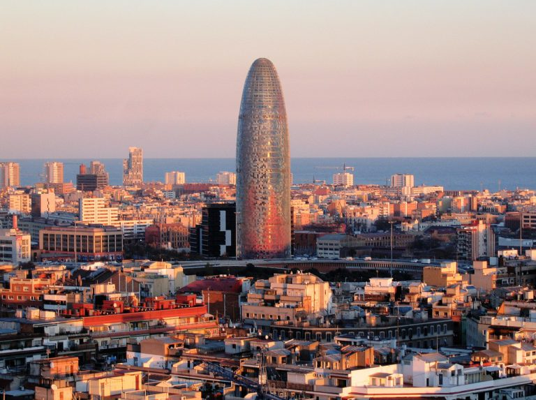 Poblenou district barcelona