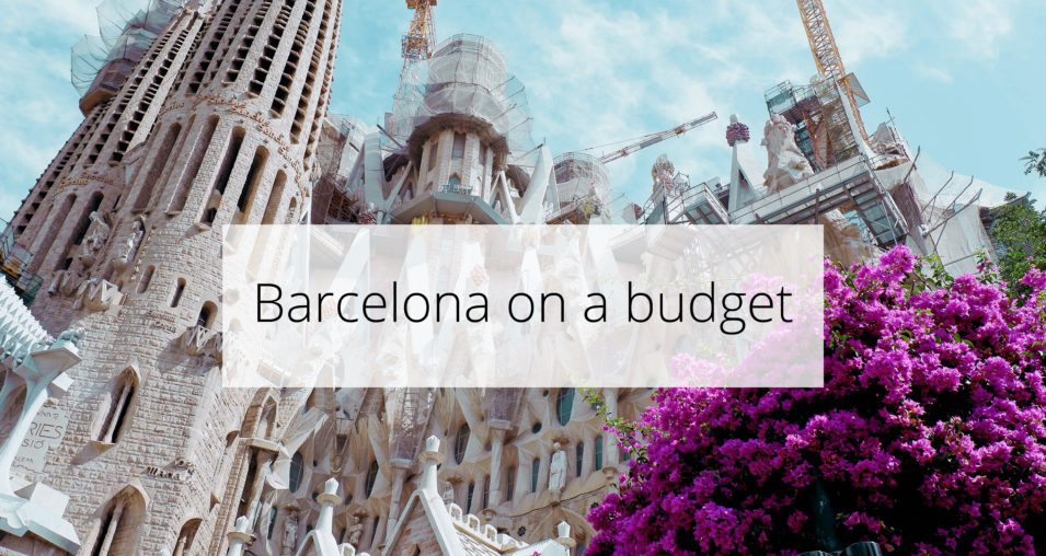 Barcelona on a budget