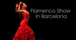 Flamenco Show in Barcelona