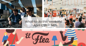 What to do this weekend april 12th - 14th