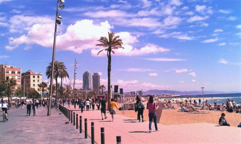 barcelona luxury car rental
