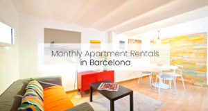 apartment rentals barcelona