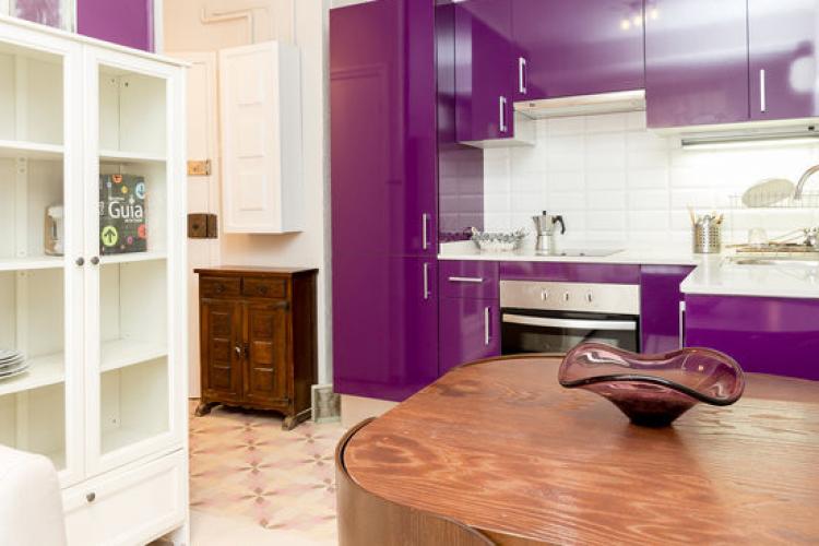 salon purple