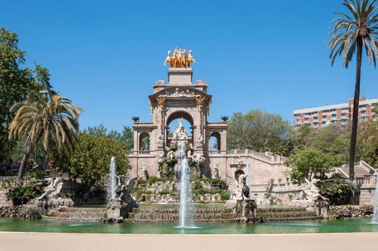 running - Barcelona-home