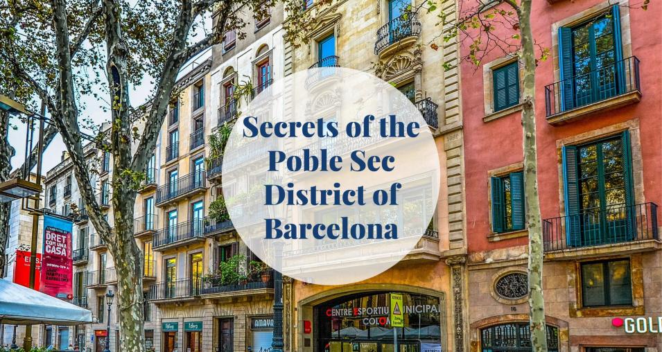 Poble Sec - Barcelona-home