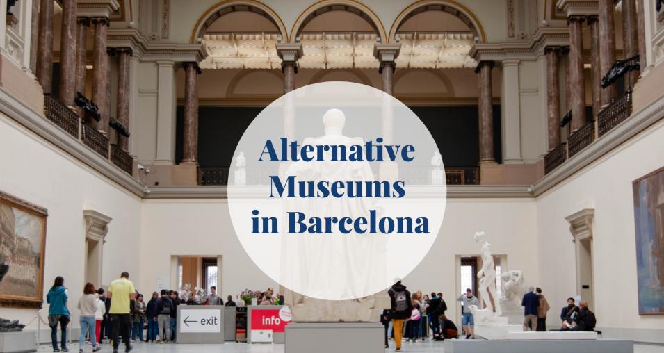 Alternative Museums - Barcelona-home