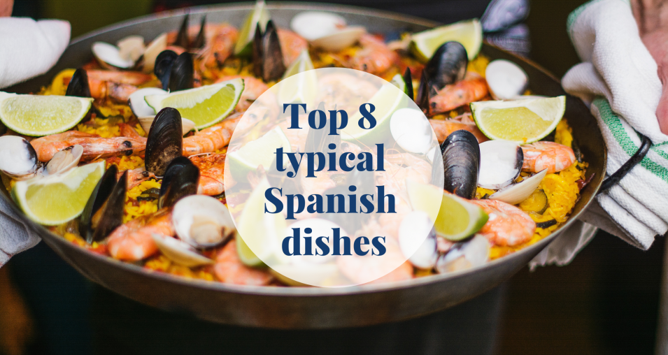 Spanish dishes - Barcelona-home