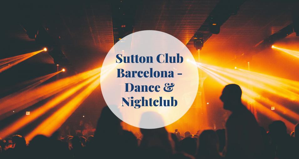 Sutton Club- Barcelona-home