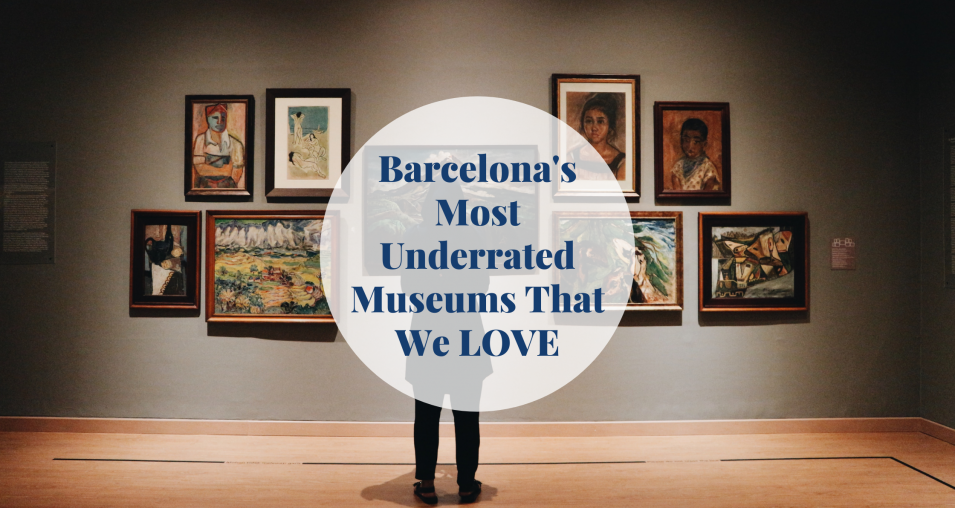 Underrated Museums - Barcelona-home
