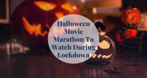Halloween Movie Marathon To Watch During Lockdown Barcelona-Home