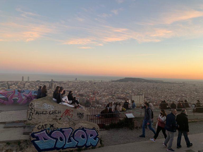 valentine's day - Barcelona-home