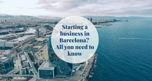 Starting a business in Barcelona