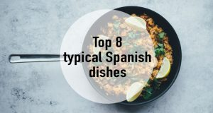 Spanish Dishes - Barcelona-home