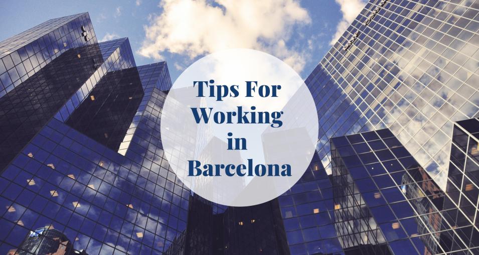 working - Barcelona-home