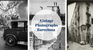 Vintage Photographs barcelona