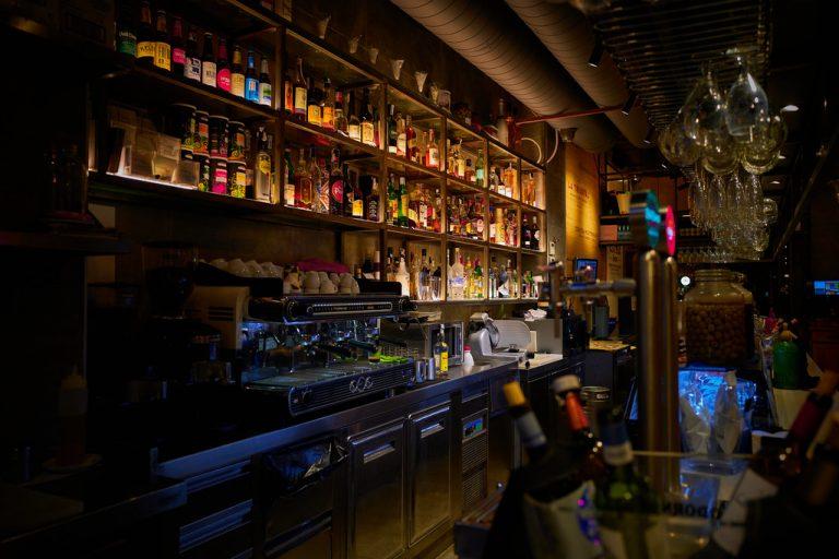 Bars - Barcelona-home