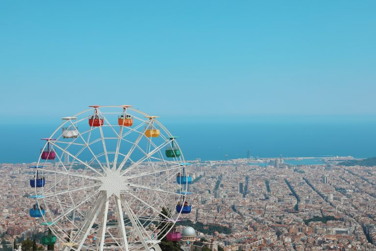 One-day - Barcelona-home