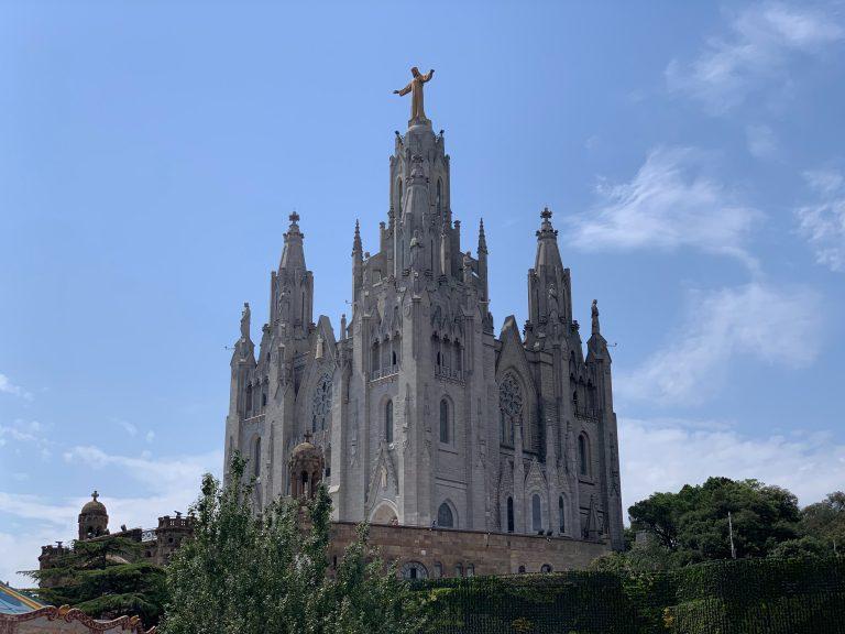 Tibidabo - Barcelona-home