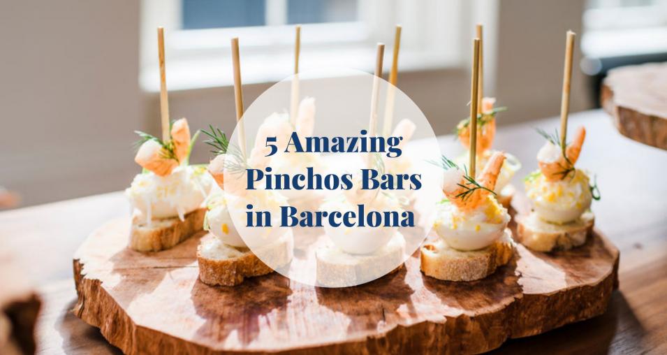 Pinchos - Barcelona-home