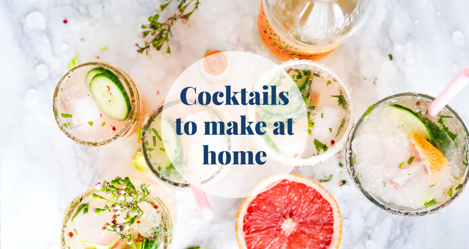 Cocktails - Barcelona-home