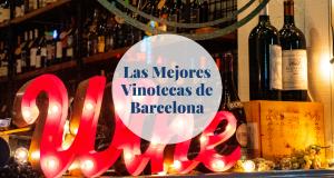 Bar de vino Barcelona