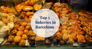 barcelona bakeries