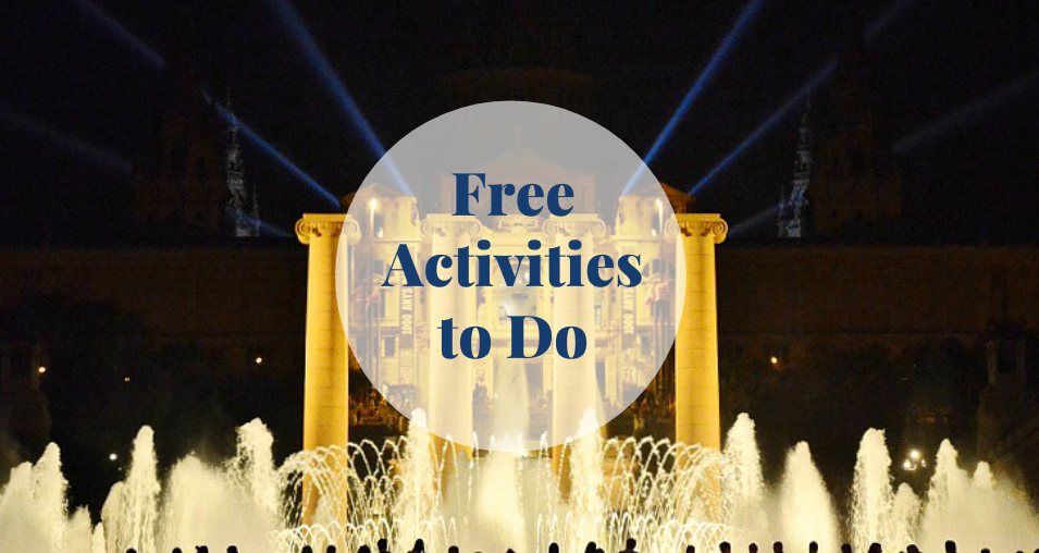 Free Activities to Do