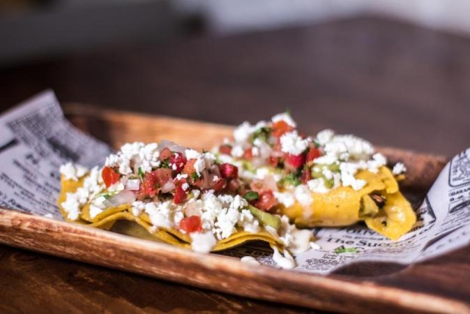 Mexican restaurants - Barcelona-home