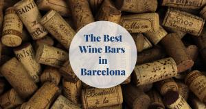 wine bars - Barcelona-home