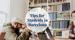 students in Barcelona - Barcelona-home