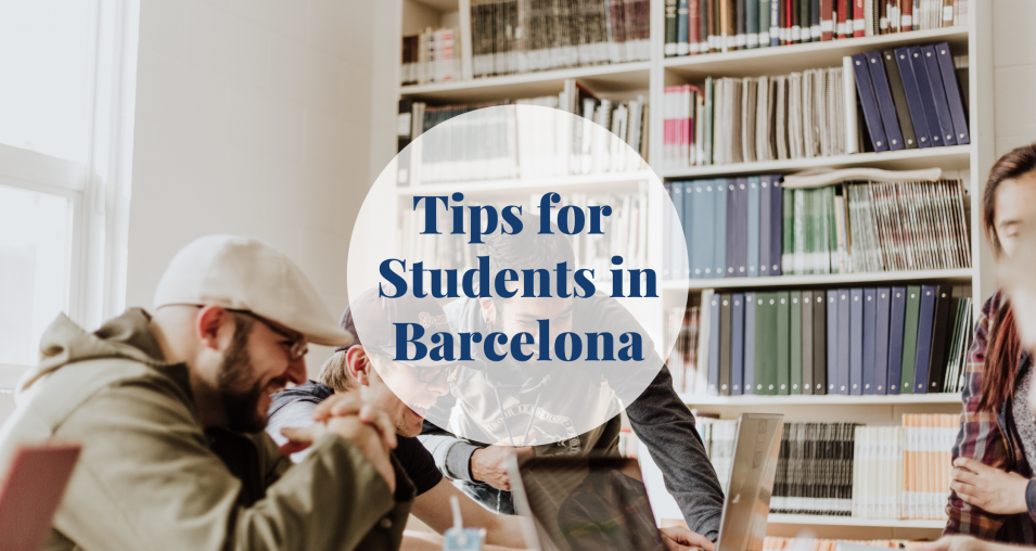 students in Barcelona - Barcelona-home