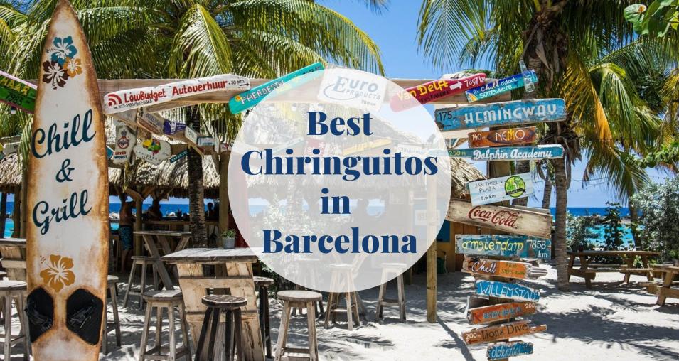 Chiringuitos - Barcelona-home