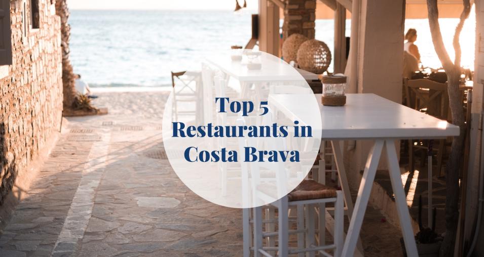Restaurants in Costa Brava - Barcelona-home