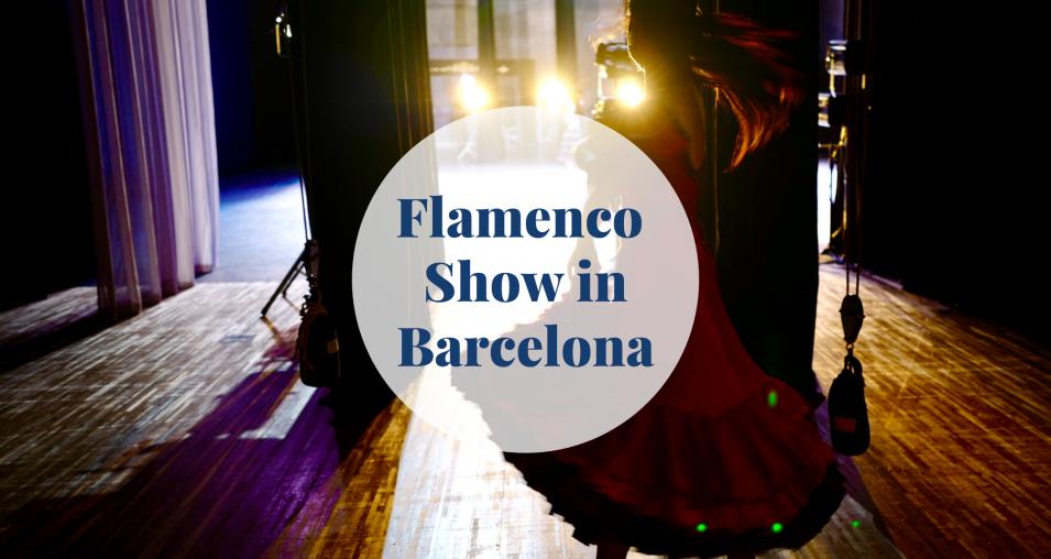 Flamenco - Barcelona-home