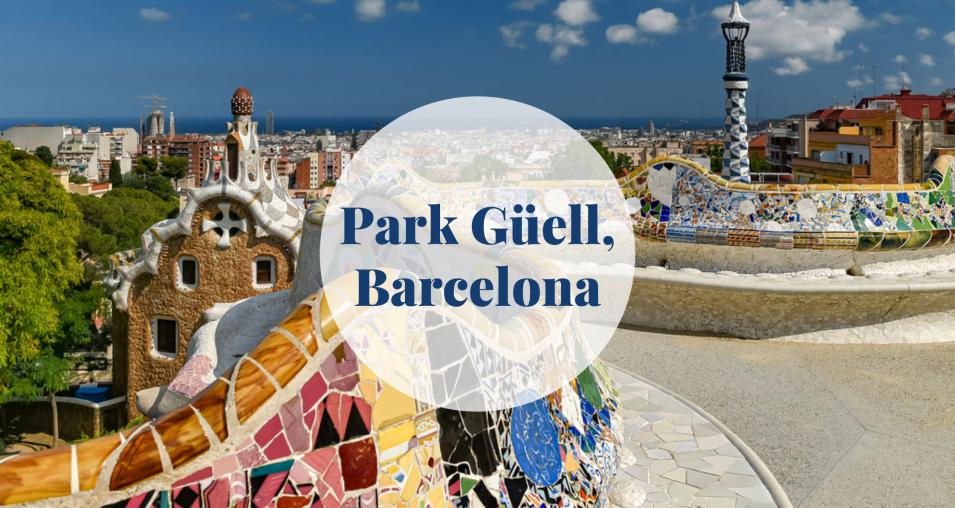 Park Güell - Barcelona-home