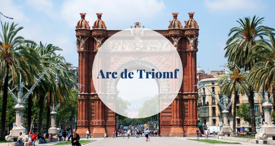 Arc de Triomf - Barcelona-home